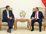 Le PM plaide pour la promotion des relations économiques avec l'Autriche