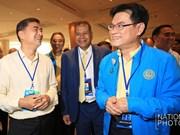 Thaïlande : le Parti démocrate élit son nouveau président