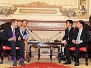 Ho Chi Minh-Ville et l'Autriche exploitent son potentiel de coopération