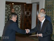 Le président algérien souhaite renforcer les relations avec le Vietnam