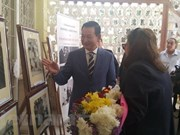 Le 129e anniversaire du Président Hô Chi Minh célébré en Égypte
