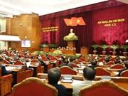 Le 10e Plénum du Comité central du Parti s'achève à Hanoi