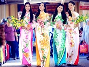L'áo dài, entre tradition et modernité