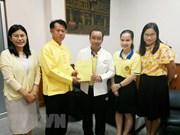 Publication en Thaïlande d'un livre sur le président Ho Chi Minh
