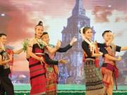 Festival des minorités vivant dans les provinces frontalières Vietnam-Laos