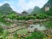 Ninh Binh, hôtesse de l'Année nationale du tourisme 2020