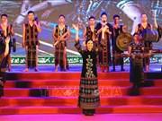 Clôture du Festival des minorités vivant dans les provinces frontalières Vietnam-Laos