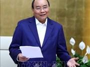 Le PM demande plus d'efforts pour matérialiser les objectifs fixés