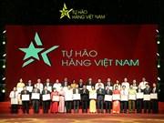Les produits vietnamiens représentent 60% des détaillants nationaux traditionnels