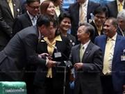 Thaïlande : Chuan Leekpai élu président de la Chambre des représentants