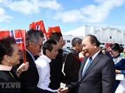 Le PM Nguyen Xuan Phuc conclut sa visite officielle en Norvège