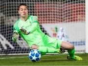 Un Vietnamien de République tchèque sacré meilleur gardien de but
