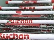 Auchan, acculé financièrement, vend ses magasins au Vietnam
