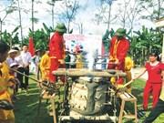 Thanh Hoa développe durablement ses villages de métiers