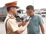 Le Vietnam s'attaque à l'alcool au volant pour réduire le nombre des accidents