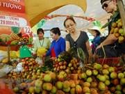 Ouverture de la Fête des fruits du Nam Bô à Hô Chi Minh-Ville