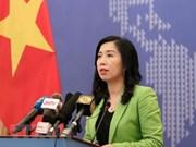 Commentaires du Vietnam face au discours du Premier ministre singapourien