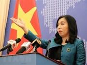 Le Vietnam envoie une note de protestation à l'ambassade de Singapour à Hanoi