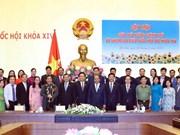 Le Premier ministre salue le rôle des jeunes parlementaires