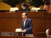 L'AN discute de l'adhésion du Vietnam à la Convention (n° 98) de l'OIT