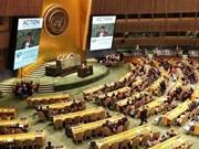 Le Vietnam élu membre non permanent du Conseil de sécurité de l'ONU