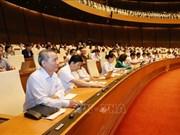 Des amendements vers la rationalisation de l'appareil d'Etat