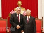 Le Vietnam et la République tchèque intensifient les relations