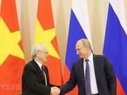 Le Vietnam félicite la Russie pour la Fête nationale