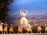 """Le ballet classique """"Giselle"""" en bouquet pour le Jour de la Russie"""