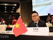 Le Vietnam participe au 6e Congrès international des agences de presse à Sofia
