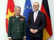 Le Vietnam et l'Allemagne veulent renforcer leurs liens de défense