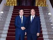 Le PM incite Samsung Vietnam à étendre ses activités
