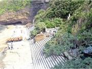Au large de Quang Ngai, découverte de l'île de Ly Son