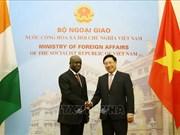 Consolidation des relations Vietnam-Côte d'Ivoire