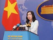 Le Vietnam s'expose sur la fraude commerciale et des questions maritimes