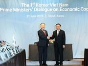 Vietnam-R. de Corée : dialogue économique au niveau de vice-Premier ministre