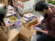 """""""Vietnam Book Drive for Kids"""" stimule le goût de la lecture chez les enfants"""
