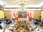 Vietnam et Indonésie tiennent leur premier dialogue sur la politique de défense