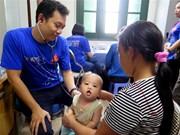 Operation Smile rend le sourire à des enfants de Thai Nguyen