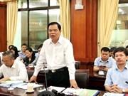 Le Vietnam développe un vaccin contre la peste porcine africaine