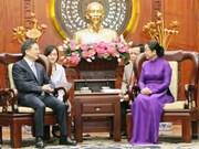 Hô Chi Minh-Ville veut renforcer ses liens avec les localités chinoises