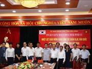 La province de Hoa Binh coopère avec une localité sud-coréenne