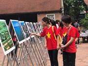 Ouverture d'une exposition de photos sur l'île de Ly Son