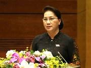 La visite en Chine de la présidente de l'AN va contribuer à la confiance politique bilatérale