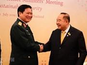 Défense : le Vietnam salue le rôle de la Thaïlande dans l'ASEAN