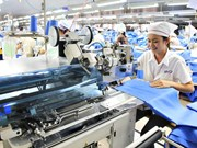 Les exportations de textiles atteignent près de 18 mlds de dollars