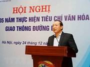 Le secrétariat sanctionne l'ancien vice-ministre Nguyên Hông Truong