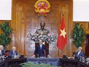 Le PM travaille avec des experts sur l'évaluation de l'état du corps du Président Ho Chi Minh