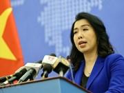 Le Vietnam demande à la Chine de mettre fin aux violations de ses eaux