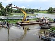 Delta du Mékong : La lutte est en marche contre le changement climatique